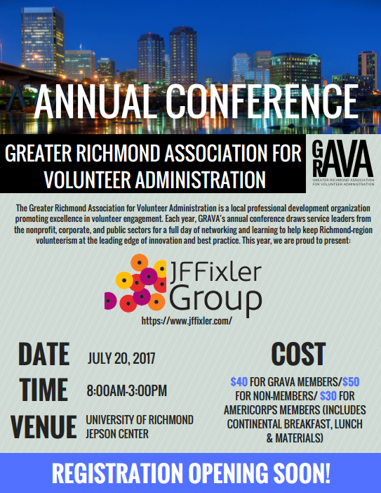 save the date for grava s annual conference greater richmond